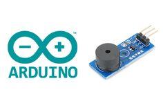 Alarma con Arduino y buzzer activo (zumbador)