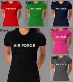 Los Angeles Pop Art Women's Air Force T-shirt ( - )