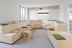 Parat im Eifflerwerk. collaborative space/meeting area
