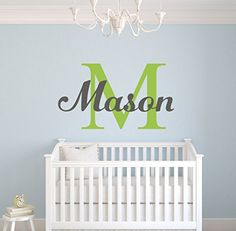 Cheap name wall stickers, Buy Quality wall sticker directly from China wall sticker name Suppliers: Personalized Name Vinyl Wall Art decal Home decor wall sticker for boy girls room Nursery room wall decor Nursery Wall Decals Boy, Boys Wall Stickers, Kids Wall Decals, Vinyl Wall Art, Nursery Room, Frog Nursery, Wall Décor, Nursery Ideas, Bedroom Ideas