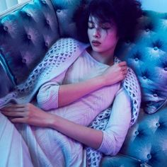 Fei Fei Sun by Lachlan Bailey for Vogue China