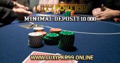 Luxypkr99 merupakan agen poker online ternama di kalangan masyarakat indonesia dengan deposit murah uang asli anda sudah bisa main poker online uang asli.