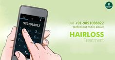 Are you suffering from #HairLoss problem? Get treatment now @ http://www.hairnsenses.co.in  #HNS #HairTransplant