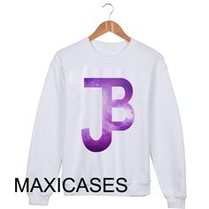 Justin bieber logo Sweatshirt Sweater Unisex Adults size S to 2XL
