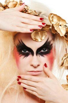 Athena Goddess of War by Dean Scott Photography! Model Dakota Hunt, Make up by Amy Lou Palmer.
