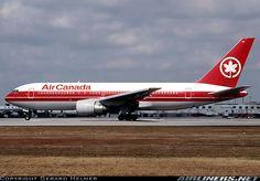 Air Canada Boeing 767-233/ER