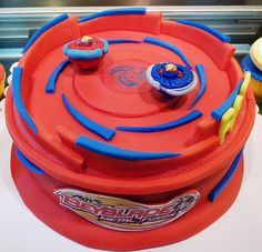 another beyblade cake