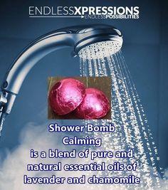 Calming Shower Bomb
