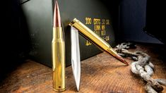 This .50 Cal Bullet Holds A Deadly Secret! | DudeIWantThat.com