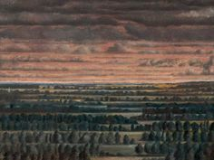 John Bold (British, 1895-1979), A North Country Landscape. Oil on canvas, 51.4 x 66 cm.