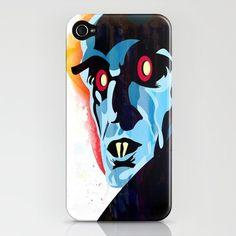 Nosferatu v2 iPhone Case - lifestylerstore - http://www.lifestylerstore.com/nosferatu-v2-iphone-case/
