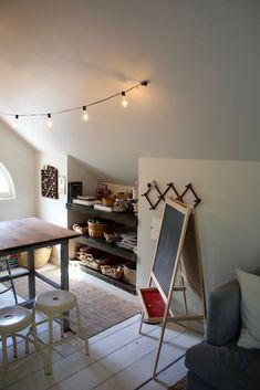 Nest & Nurture | Craft Corner Tour