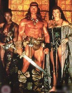 Queen Taramis Zula ~ Conan~ Q...