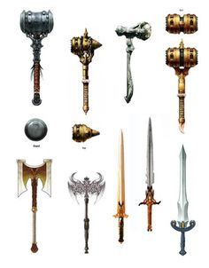 Weapons (Origins)
