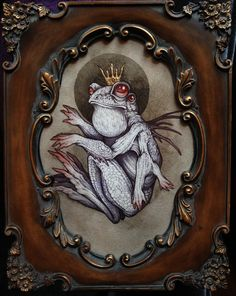 Prince of the Poisoned Well by Caitlin Hackett from Modern Eden Gallery