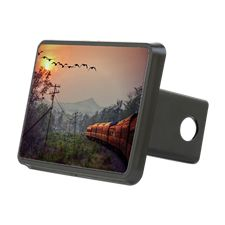 Traveling Hitch Cover