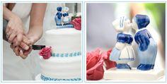 Dutch wedding cake