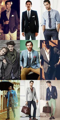 Men's Accessories Lookbook