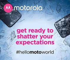 Fresh images of the MOTO Z2 Force surface just prior to launch