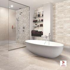 Modern Home Decor Interior Design Elegant Home Decor, Elegant Homes, Office Interior Design, Interior Decorating, Luxury Shower, Shower Surround, Small Bathroom, Bathroom Showers, Tile Bathrooms