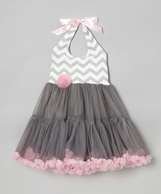 This would be so cute for pictures. There is even a coordinating tie for brothers and an outfit for the little one.