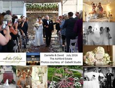 When you have parents that are supportive as Danielle and David's wonderful things happen! Photos courtesy of Gabelli Studio Wedding Coordinator, Wedding Planner, Destination Wedding, Ashford Estate, Things Happen, Wonderful Things, Celebrity Weddings, Corporate Events, Special Events