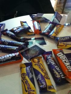 Cadburys world chocolate