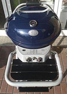 BBQ australiano professionale per cottura diretta e indiretta