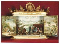 Neapolitan crib