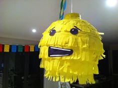 How to make a Lego head pinata – Learner Boss