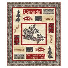 Northcott Silk Inc. is an International Distributor and Converter of fine cotton printed fabrics for the quilt, craft and home decor industries Lap Quilts, Panel Quilts, Scrappy Quilts, Modern Quilt Patterns, Quilt Block Patterns, Quilt Blocks, Canadian Quilts, Quilts Canada, Quilt Of Valor