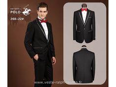 Polo officiel - Costumes Homme Ralph Lauren 2015 coton edition limitee mode  pas cher 268 noir