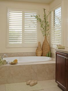 I Love The Tall Plant In The Corner Great Idea Plantation Shutters
