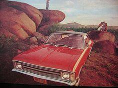 1974 Chevrolet Opala de Luxo - Brasil