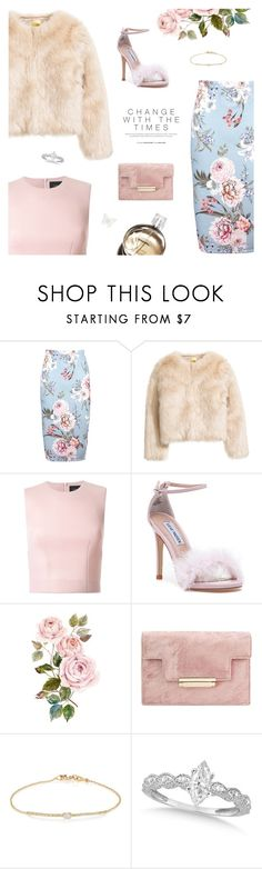 """""""Dream of Pastel Heaven; Collab with @charli-oakeby"""" by paradiselemonade ❤ liked on Polyvore featuring Boohoo, Simone Rocha, Steve Madden, Chanel, Tate, Allurez, MARBELLA, pastel, springfashion and Spring2017"""