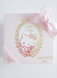 LADUREE & HELLO KITTY