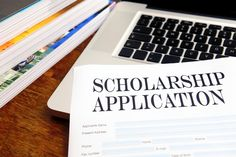 To My Fellow Students Applying for Scholarships