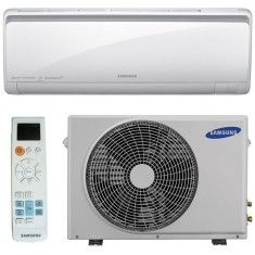 Foto De Ar Condicionado Split Samsung 9000 Btus Ar09hsspbsn Az