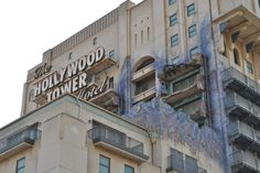 Disneyland Paris, Hollywood Tower, The Twilight Zone Tower of Terror