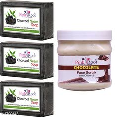Checkout this latest Bath Scrubs & Soaps Product Name: * Premium Pink Root Skin Care Product* Product Name:  Premium Pink Root Skin Care Product Brand Name: Pink root Type: Solid Multipack: 3 Country of Origin: India Easy Returns Available In Case Of Any Issue   Catalog Rating: ★4.3 (372)  Catalog Name: Premium Pink Root Skin Care Products Vol 6 CatalogID_682765 C177-SC2058 Code: 903-4700143-966
