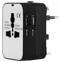 Universal International Travel Adapter Power Plug Converter
