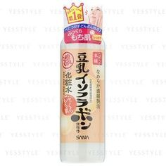 Buy SANA Soy Milk Moisture Toner (Rich) at YesStyle.com! Quality products at remarkable prices. FREE WORLDWIDE SHIPPING on orders over € 34.