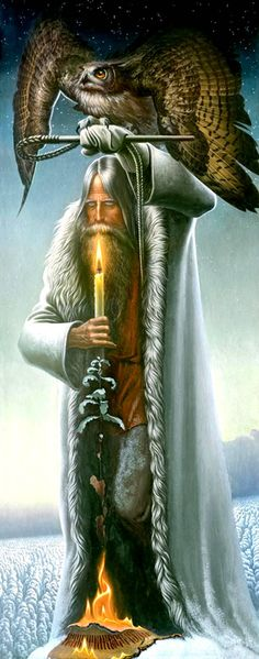 konstantin vasiliev The Man With The Owl Oil 1976