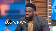"The actor told ""GMA"" he is ""over"" the controversy surrounding his past homophobic comments and slurs that forced him to step down from the hosting gig. Michael Strahan, Kevin Hart, Good Morning America, Abc News, Meeting New People, Oscars, Say Hello, Feminism, Look Do Dia"