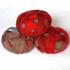 Zauberball 100 Herzstück von Schoppel-Wolle - Heikes Handgewebtes