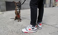 J.Crew + New Balance 998 Independence Day... Oh how I want these