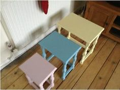 Nest of 3 tables Lockleaze Picture 3