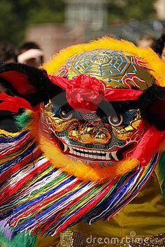 chinese lion dance  | Chinese Lion Dance Stock Photos - Image: 2618803
