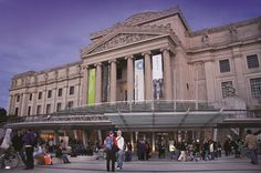 Over 560,000 square feet of art are featured in the quintessential museum in Brooklyn, the Brooklyn Museum. Read more at https://www.ozmoving.com/blog/10-sensational-brooklyn-spots-relax-after-moving-day.  (Photo via Brooklyn Museum