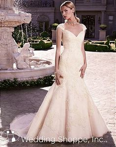 Bridal Gowns Casablanca  2120 Bridal Gown Image 1